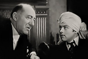 Still from Shadows on the Stairs (1941)