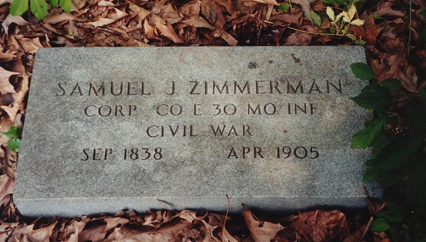 samuel-j-zimmerman-headstone