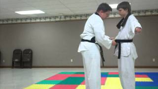 trey -getting -black -belt
