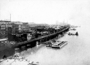 1903-flood-on-the-levee